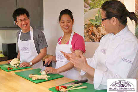 Krua Thai Cookery School - Thai Cookery Class - Save 67%