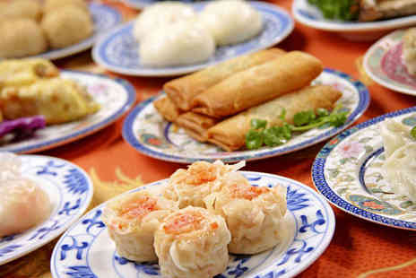 Sanxia Renjia - All You Can Eat Chinese Meal for Two - Save 50%