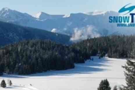SnowTrex - Seven Night Self Catering Stay With Lift Passes For Two arriving 17 March 2012 - Save 41%