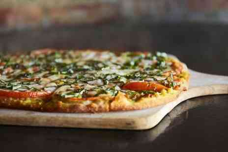 Casa Roma - Pizza or Pasta Meal With Garlic Bread For Two  - Save 41%