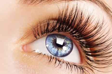 Deeva Beauty - Semi Permanent Eyelashes With Dermalogic Skin Analysis - Save 55%
