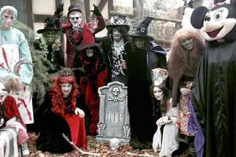 Wonderland Midlands - Family Entry  to Halloween at Wonderland Midlands - Save 65%