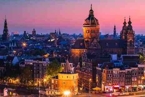 Hotel Brooklyn - Two Night 4 star boutique hotel in Amsterdam - Save 55%
