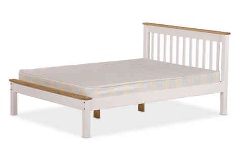 Amani International - Derby Solid Pine Bed - Save 61%