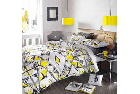 interior fabrcis - Myleene Klass Quilt Set Including Pillowcases - Save 43%