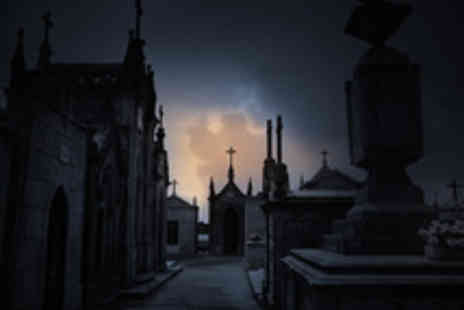 Spirit Events - Choice of Two Gruesome Glasgow Horror Walks - Save 50%