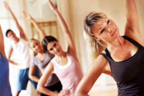 Wilder Studios - Eight Yoga Classes with a Range of Styles for One - Save 62%