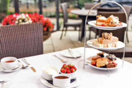 Hotel Van Dyk - Indulgent Afternoon Tea for Two - Save 50%