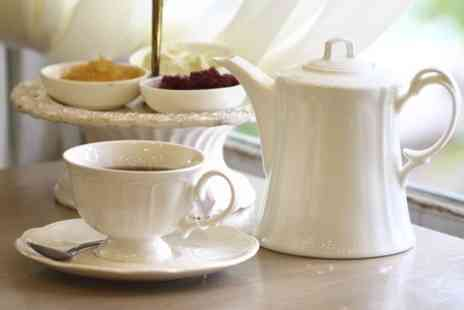Art Cafe - Vintage Afternoon Tea For Two - Save 46%