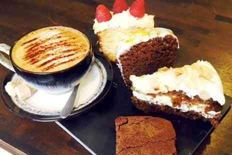 Roots - Cake Tapas and Drink  - Save 46%