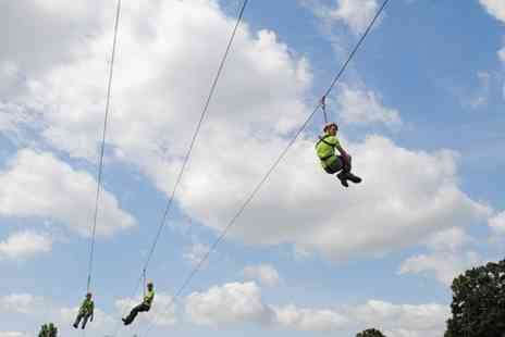 Wicksteed Park - Entry to Activity Tower With Zip Wire - Save 29%