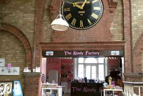 Kandy Factory - Halloween Candy Making Event - Save 50%