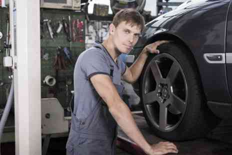 Suffolk Discount Tyres - Wheel Alignment Including Adjustment - Save 37%