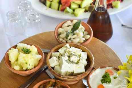 Greek Villager - Greek Meze For Two  - Save 51%