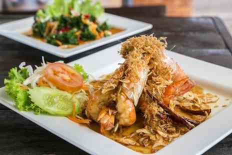 PanAsia - Two Course Meal For Two - Save 51%