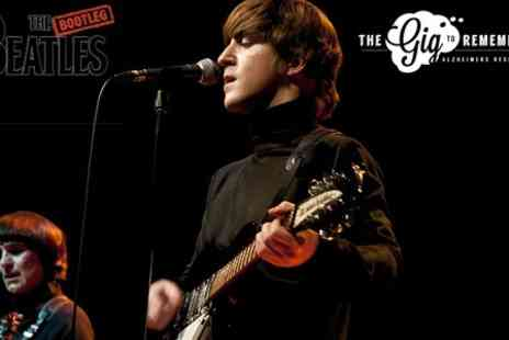 The Gig to Remember  - One Ticket For The Bootleg Beatles and Duke Beatbox - Save 45%