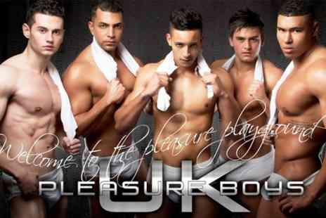 UK Pleasure Boys - Pleasure Boys Revue Show   - Save 41%