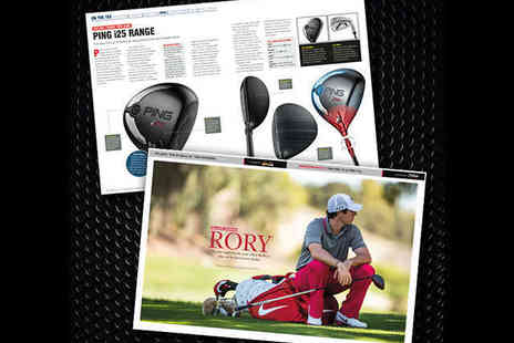 12-Issue Golf Magazine Subscriptions - 12 Issue Subscription to National Club Golfer  - Save 71%