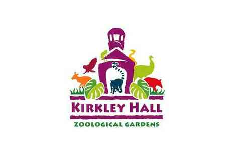 Kirkley Zoological Gardens - Ticket to Kirkley Zoological Gardens - Save 33%