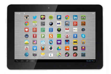 T.L.X Electrical - 10.1inch 16GB Android HannSpad Tablet - Save 55%