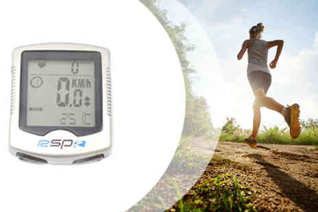 Parkers of Bolton - Raleigh Wireless Cycle Computer with Heart Rate Monitor - Save 26%