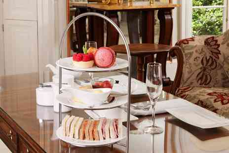 Sudbury House Hotel - Afternoon Tea for Two - Save 56%