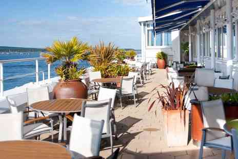 The Haven Hotel - Sandbanks Peninsula Stay with Dinner - Save 37%