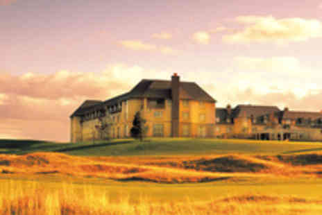 Fairmont St Andrews - 5 Star St Andrews Getaway with Dining Option - Save 57%