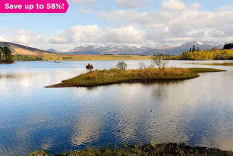 Letterfinlay Lodge Hotel - Seclusion Serenity and Scottish Highland Vistas - Save 58%