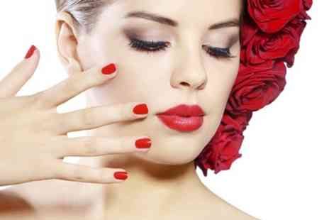 Miss Madam - Shellac Manicure  - Save 50%