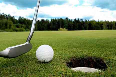 Lincoln Golf Centre -  18 Holes and 90 Range Balls - Save 53%