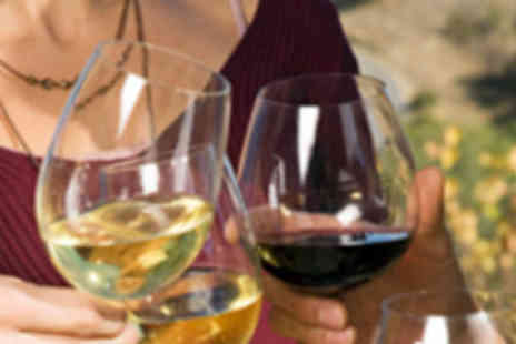 Shawbury Vintners - Two Hour At Home Wine Tasting Experience for Six - Save 70%