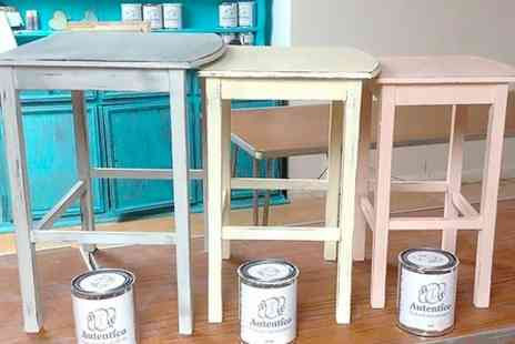 Reloved Home - Furniture Painting Class  - Save 71%