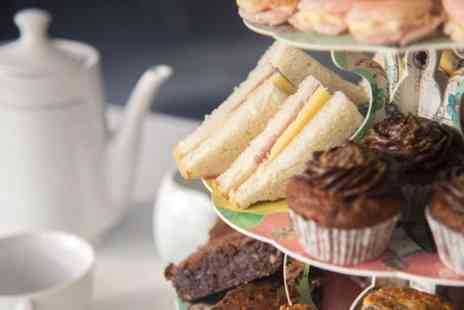 Britannia Grand Hotel Scarborough - Traditional Afternoon Tea  - Save 50%
