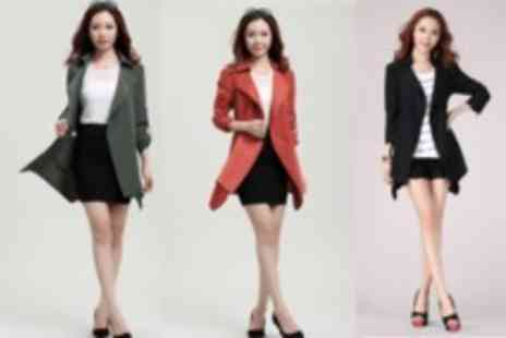 Accessories Town - Light weight ladies jacket  - Save 48%