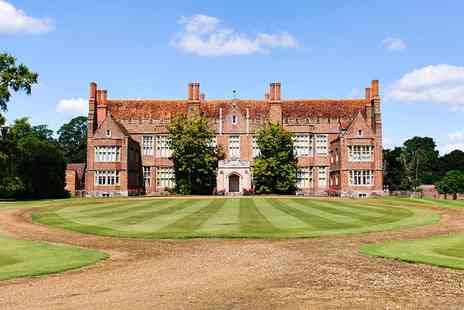 Mapledurham House - Entry to Mapledurham House & Christmas Fair for two - Save 53%