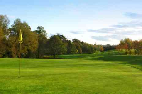 Izaak Walton Golf Club - 18 Holes of Golf & Light Lunch for 2  - Save 50%