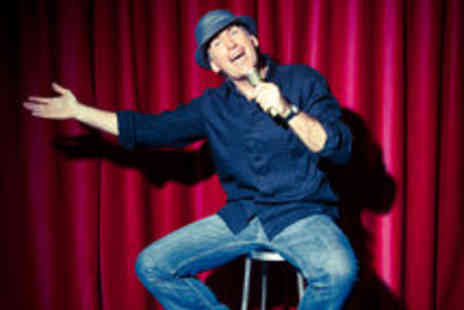 Frog and Bucket Comedy Club - Comedy Show with a Curry for Two - Save 57%