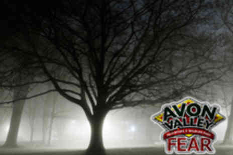 Avon Valley Adventure - Entry to Fear at Avon Valley Adventure & Wildlife Park - Save 50%