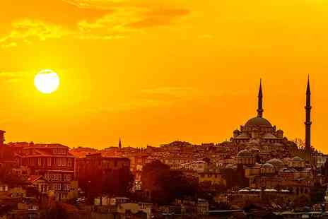 Viva Tours & Travel - Two night 4 star break in Istanbul with return flights and breakfast - Save 36%