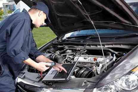 Pitstop Service Station - Car MOT test  - Save 60%