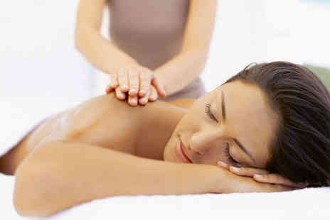 The Hills Heath & Beauty - Full Body Massage with Exfoliation, Aromatic Facial, and Either Lava Shell or Citrus Foot Massage - Save 58%