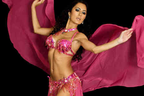 Jalya - Four Belly Dancing Classes - Save 60%