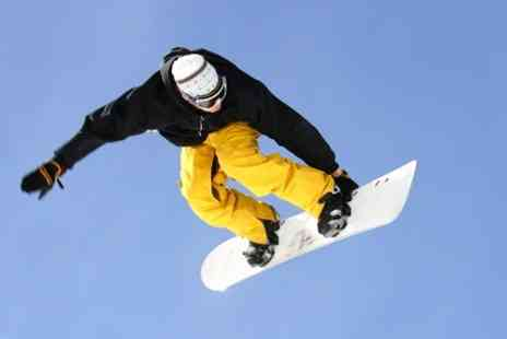 Chatham Ski & Snowboard - One Lessons of  Chatham Ski Slope and Snowboard - Save 50%