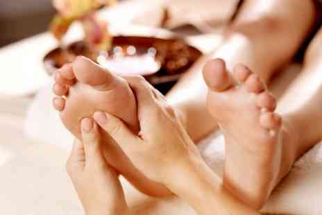 Angel Sourced Holistics - Reflexology Session Plus Choice of Massage - Save 0%