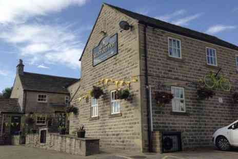 Ye Olde Mustard Pot - Two Course Gastropub Meal For Two - Save 52%