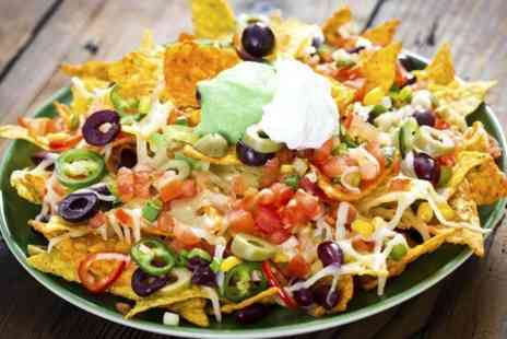 The Lowther - Nachos and Cocktails For Two - Save 54%
