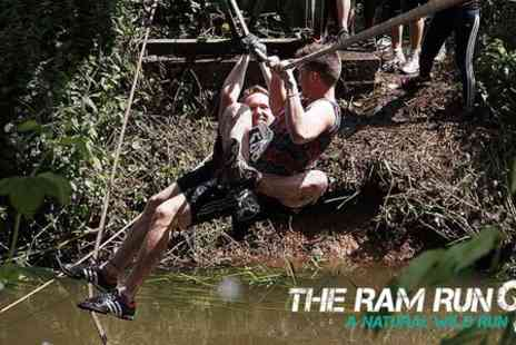 The Ram Run -  Entry  to 12km Obstacle Run at Stoneleigh Park  - Save 25%