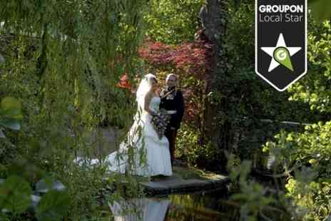 Brook Meadow Hotel - Wedding Package For 50 Guests With Three Course Meal  - Save 52%