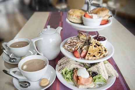Seasons Cafe - Traditional Afternoon Tea For Two - Save 41%